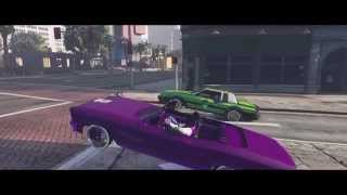 getlinkyoutube.com-Gta 5 Grape St Crips Vs Grove street Families Coming Soon