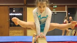 SRObernai Gymnastique - Entrainements Janvier 2016