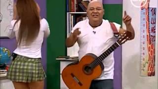 """getlinkyoutube.com-Lucecita muestra su calzón negro en """"El Especial Del Humor"""""""