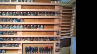 Woodworking Shop 12' x 30'