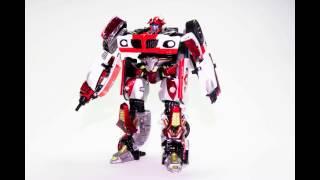 getlinkyoutube.com-Custom Transformers Movieverse Red Alert