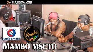 getlinkyoutube.com-Diamond Platnumz And Mzazi Willy Tuva Live on Lodwar's Akicha Radio