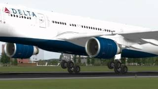 getlinkyoutube.com-MiSO X-Plane China Hefei Luogang Airport