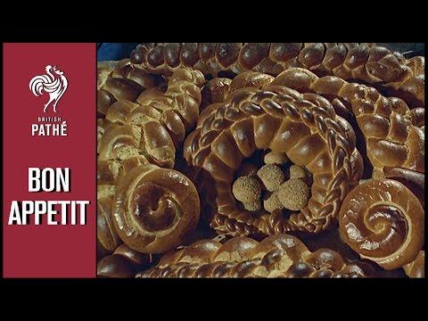 Great British Baking | British Pathé