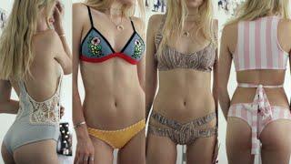 getlinkyoutube.com-Best Summer Bikinis / Try On Bikini Collection