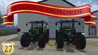 getlinkyoutube.com-Farming simulator 15 / Episode 27 / Nouvelle map + compost / Belgique Profonde V2