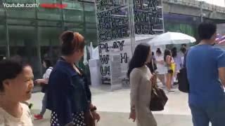 Siam Paragon - Siam Center - Siam Discovery | BTS