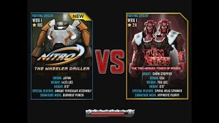 getlinkyoutube.com-Real Steel WRB NITRO VS Twin Cities (champion) FINAL WRB I NEW ROBOT Christmas updating