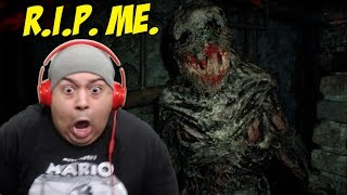 getlinkyoutube.com-IF THIS F#%KING JUMP SCARE DOESN'T GET YOU, YOU AIN'T HUMAN!! [RE7] [MIDNIGHT] [TRUE ENDING!]