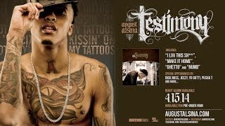 August Alsina - Kissin' On My Tattoos