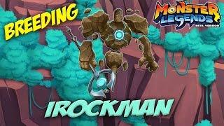 getlinkyoutube.com-Monster Legends - How to get Irockman + Combat