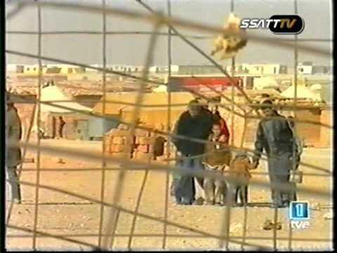 زيارة الى  مخيمات اللاجئين الصحراويين Sahrawi refugees