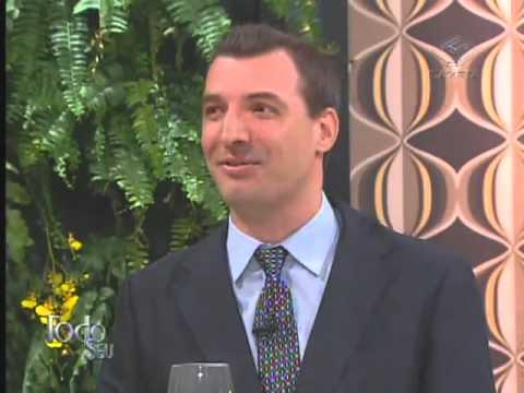 Entrevista Prof. Ricardo Felicio no programa Todo Seu