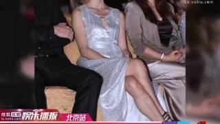getlinkyoutube.com-倪虹洁镂空裙走光 弯腰大笑露点走光
