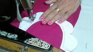 getlinkyoutube.com-kurti neck cutting and stitching video in hindi
