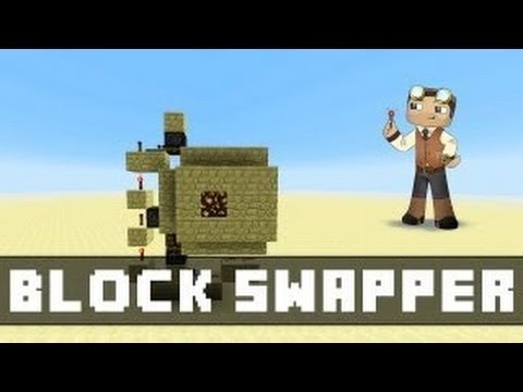 Minecraft 1.4.7 | Super Compact Block Swapper
