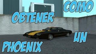 GTA San Andreas Como conseguir un Phoenix, Turismo y Vehiculos color único