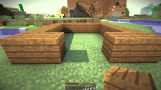 getlinkyoutube.com-Minecraft - выживание часть 1