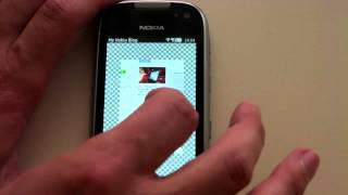 getlinkyoutube.com-Nokia 701 Belle FP1 Update
