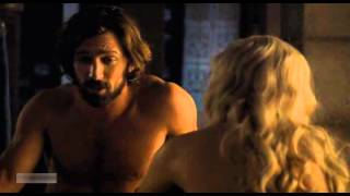 getlinkyoutube.com-[Game of Thrones S5E1] Daario asks Daenerys to reopen the fighting pits