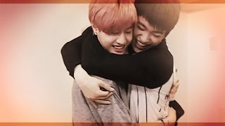 getlinkyoutube.com-MarkJin Moments♡ (GOT7 Mark & Jinyoung) #1