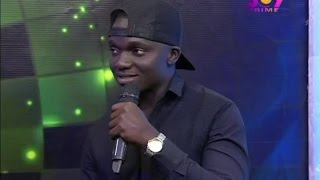 Phrimpong Freestyles on Joy Prime (The Countdown Show)