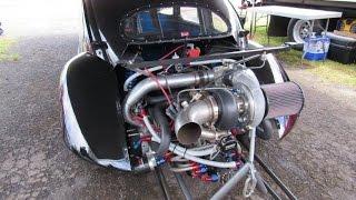 getlinkyoutube.com-#168 Hilo Bug In 2015 (Conrad Ringer 9.61 @ 153 Mph) VW Drag Racing