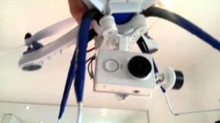 Tarantula x6 Easy power solution your Walkera G2 Gimbal and other mods