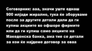 Заев: Еве како Груевски ја краде Македонија