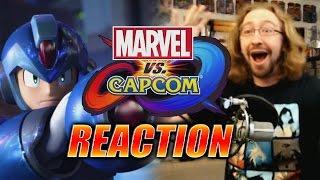 getlinkyoutube.com-MAX REACTS: Marvel Vs. Capcom Infinite Trailer (Dreams Come True)
