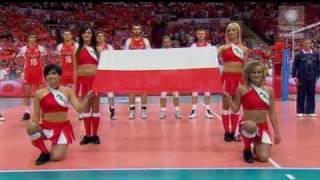 getlinkyoutube.com-Hymn Polski /Spodek odleciał !!! Obejrzyj. Każdy Polak powinien to kiedyś przeżyć!:)