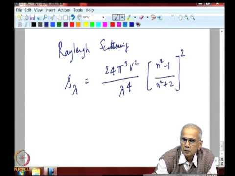 Mod-03 Lec-27 Radiation heat transfer during flow over flat plate