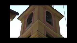 Italian Church Bells playing Ave Maria di Lourdes