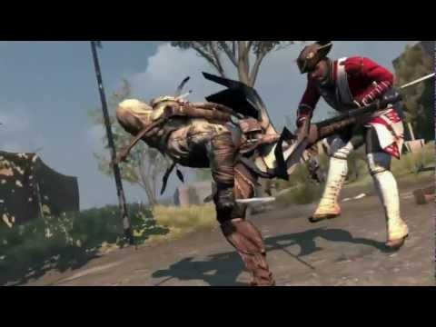 "VGMV Assassin's Creed 3 (Music ""Aphelion"" By Jesper Kyd)"