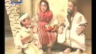 getlinkyoutube.com-قصص القرآن الكريم بالصلصال - قصة  هاروت و ماروت-2
