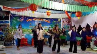 getlinkyoutube.com-Múa TÌnh thắm duyên quê - Thuỵ Chính