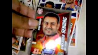 CRICKET ATTAX IPL 2014/2015 CARRY BOX AND COMPLETE PACK OPENING HD