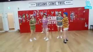Red Velvet- Dumb Dumb(dance practice)