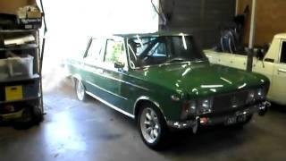 getlinkyoutube.com-Fiat 125 2.0  Mirafiori Abarth