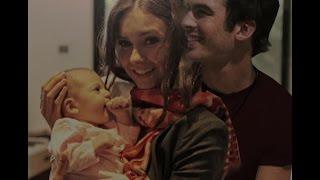getlinkyoutube.com-Elena And Damon Have A Baby - The Vampire Diaries
