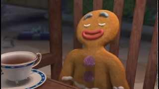 getlinkyoutube.com-Shrek The Third - Gingy Song