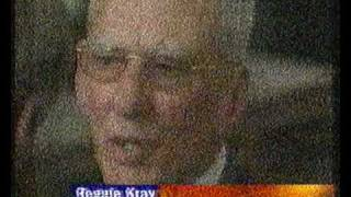 Charlie kray's  funeral