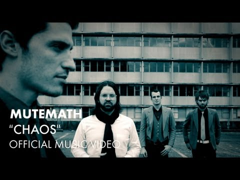 Mutemath - Chaos [Official Music Video]
