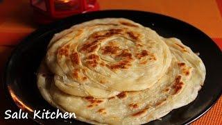 getlinkyoutube.com-How to make Soft Parotta / Kerala poratta