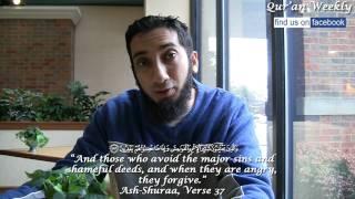 getlinkyoutube.com-Controlling Anger - Nouman Ali Khan - Quran Weekly