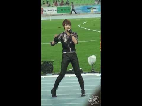 120516 Daegu Championships Meeting 2012 The Chaser (Seongyeol fancam)