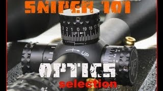getlinkyoutube.com-SNIPER 101 Part 14 - Scopes for Extreme Long Range Shooting - Rex Reviews