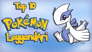 getlinkyoutube.com-Top 10 pokemon leggendari - Guideconsole Tv