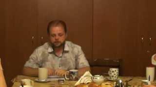 Беседа профессора Кострюкова А. на тему : «Архиепископ Серафим (Соболев) – служение в Болгарии»