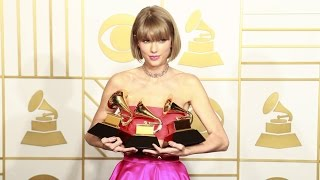 THE 58th GRAMMY's: THE WINNERS OF 2016